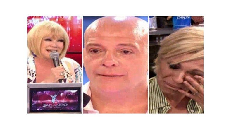 Por qué lloró Denise Dumas en ShowMatch