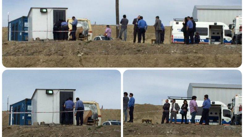 Mataron de varios disparos a un sereno de 29 años en un galpón del Stella Maris