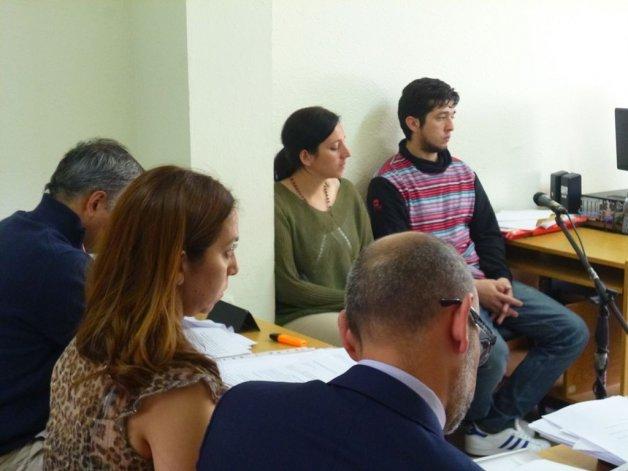 El Tribunal resolvió mantener la prisión preventiva de Kesen y González..Foto: Ministerio Público Fiscal.