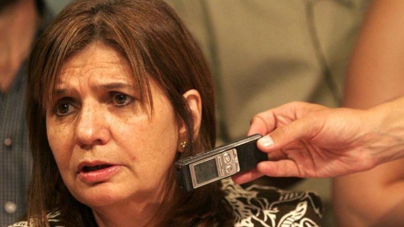 Patricia Bullrich se reunió con la actual ministra de Seguridad