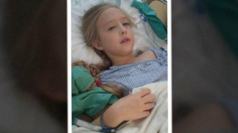 Sorprende el caso de una chica de 8 años con cáncer de mama