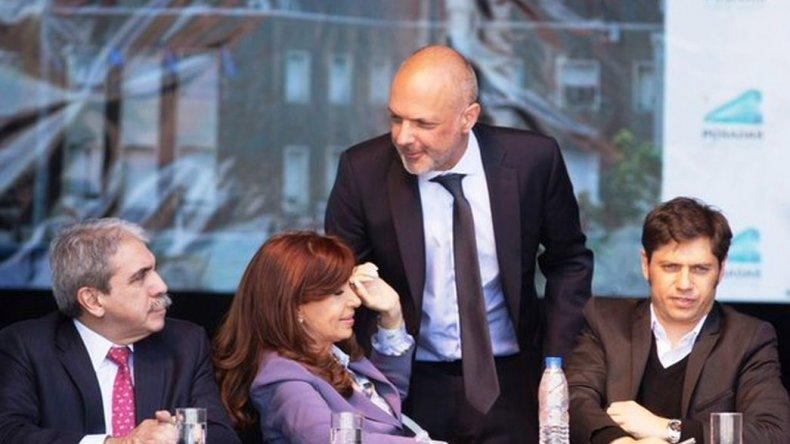 Buzzi firmó con Nación un nuevo tramo del Programa Federal de Desendeudamiento