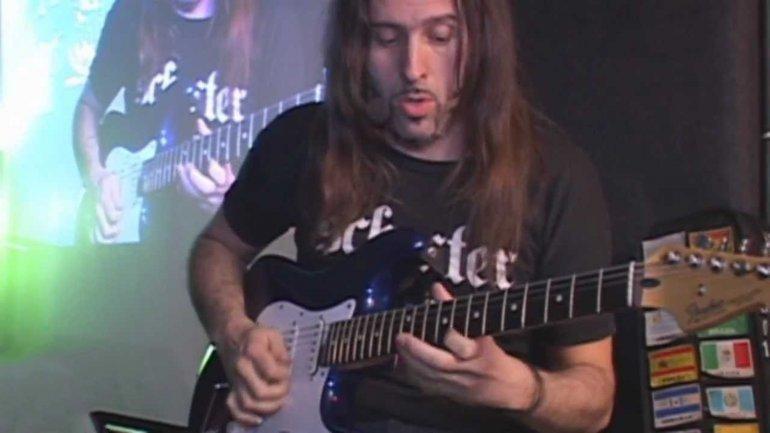 El guitarrista argentino Pablo Soler realizará una clínica de guitarra en el Centro Cultural de Comodoro Rivadavia.