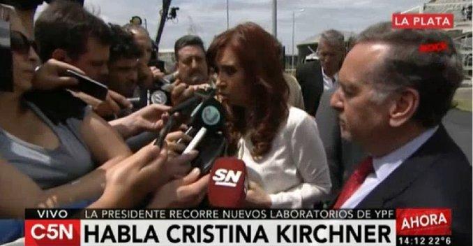 ¿Qué le pidió Cristina a Barañao para que continúe en el Ministerio de Ciencia?