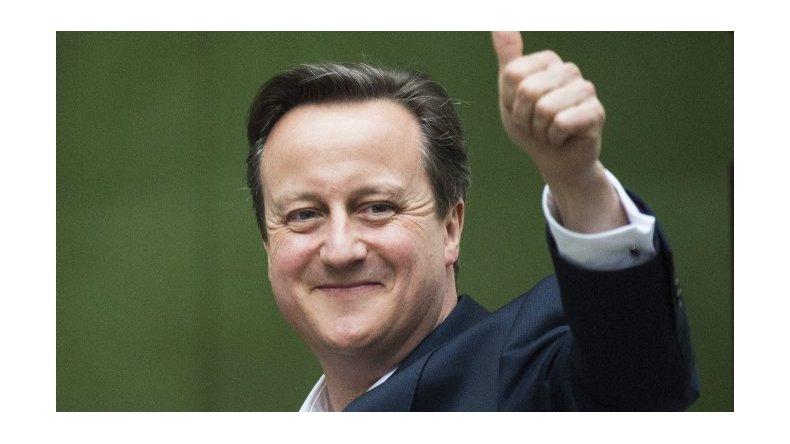 Cameron llamó a Macri y le propuso fortalecer relaciones bilaterales