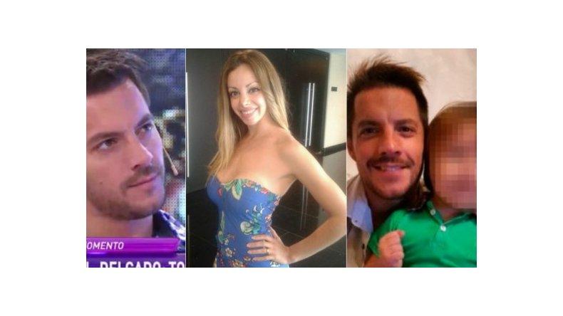 Dio positivo el ADN y Francisco Delgado es el papá del hijo de Gisela Bernal