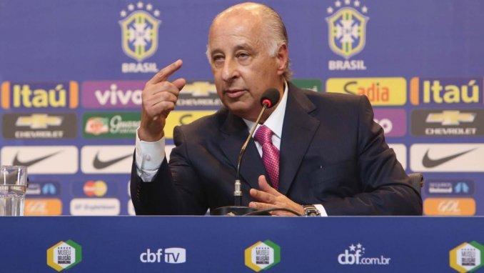 El presidente del fútbol brasileño renunció al Comité Ejecutivo