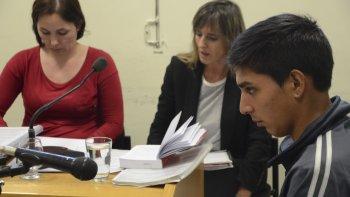 Juan Manuel Gómez fue imputado por homicidio agravado y le dictaron 30 días de prisión preventiva.