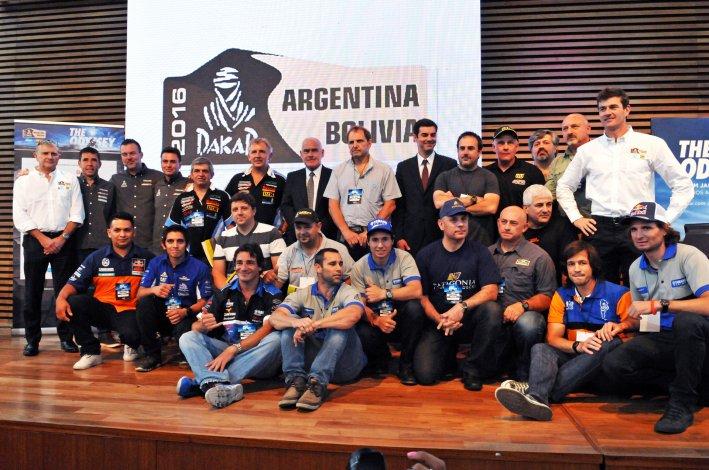 Ayer comenzó a palpitarse una nueva edición del Dakar que en la 2016 recorrerá 9.000 kilómetros por Argentina y Bolivia.