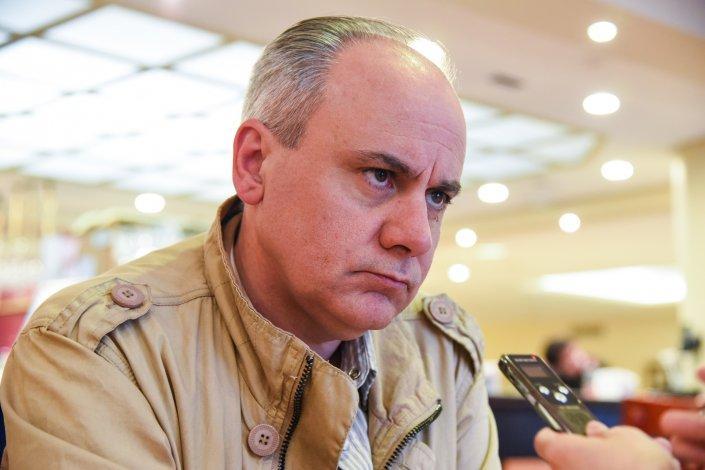 Sergio Bohe optó por darle crédito a Aranguren porque hasta ahora no habló como ministro