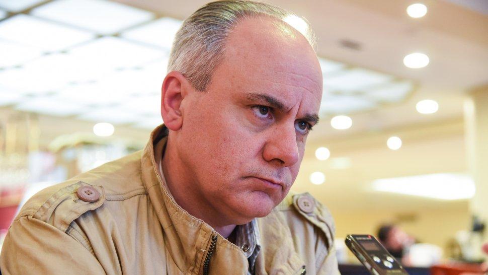 Sergio Bohe optó por darle crédito a Aranguren porque hasta ahora no habló como ministro, sino como empresario que se dedica a la política.