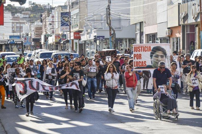 La familia de Lucas Díaz volverá a movilizarse para pedir justicia