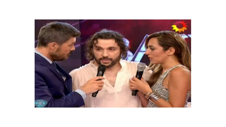 Durísimo discurso de Ergun Demir por quedar afuera del Bailando