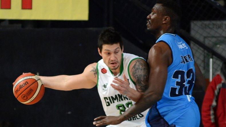 Mirá Gimnasia Indalo-Bahía Basket en Directo