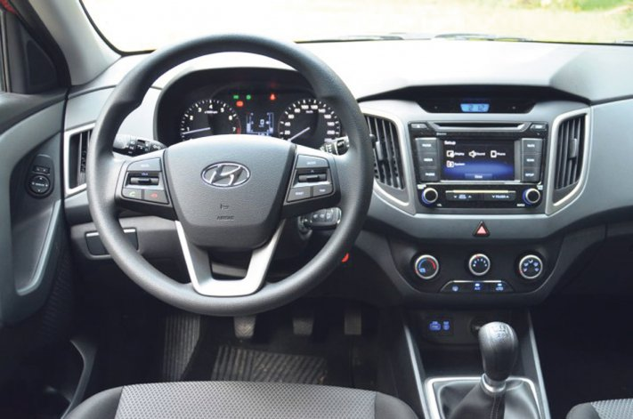 Cr Tica Hyundai Creta
