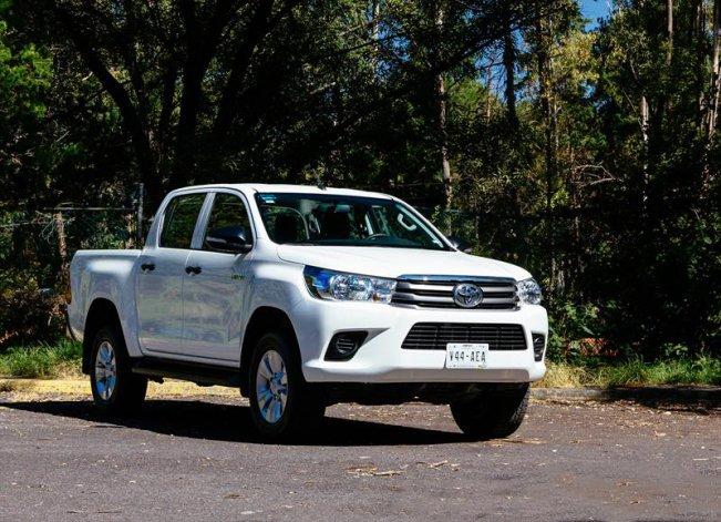 El test de la nueva Toyota Hilux