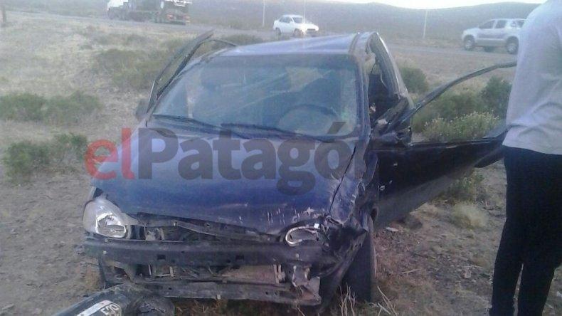 Murió un futbolista comodorense: se despistó y chocó contra un poste camino a Diadema