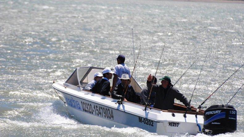 Allí es posible efectuar distintas variantes de estilo y tipo de pesca.