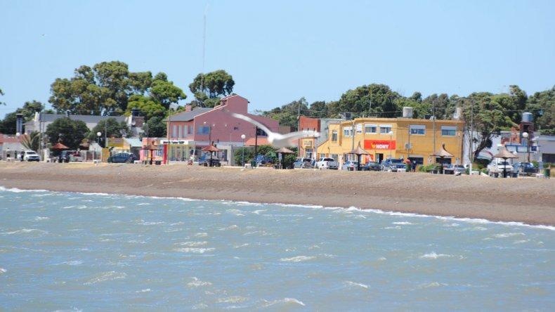 Bahía San Blas es una pequeña localidad con 900 habitantes