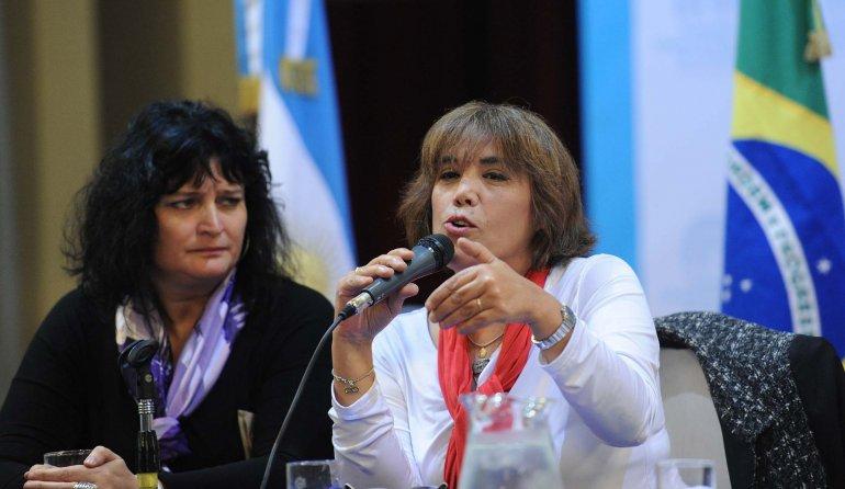 Fabiana Tuñez futura titular del Consejo Nacional de las Mujeres.