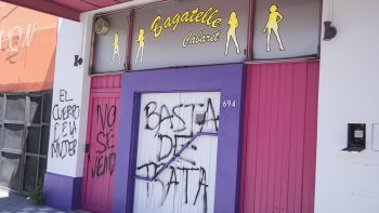 Bagatelle y Venus fueron algunos de los locales que sufrieron el escrache.