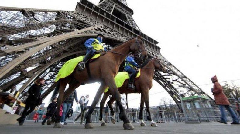 París: incidentes en marcha contra la cumbre del Cambio Climático