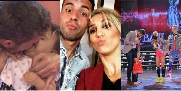 Matías Defederico le respondió a Marcelo Tinelli por el beso a su hija Francesca