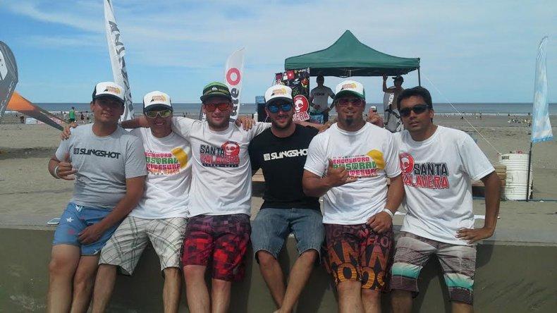 Los organizadores del 3° Encuentro Austral destacaron la convocatoria que tuvo el evento en la bajada 10 de Rada Tilly.