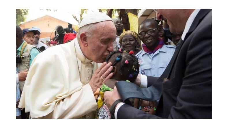 El Papa culminó otro histórico viaje en África
