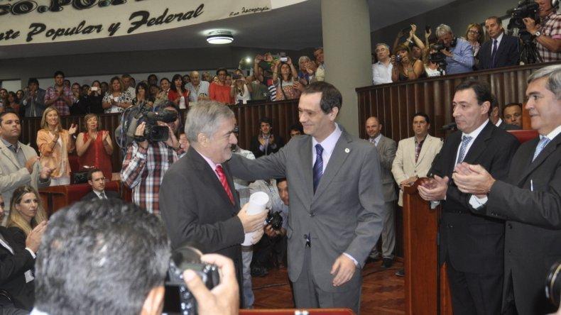 Das Neves adelantó cómo será su discurso de asunción