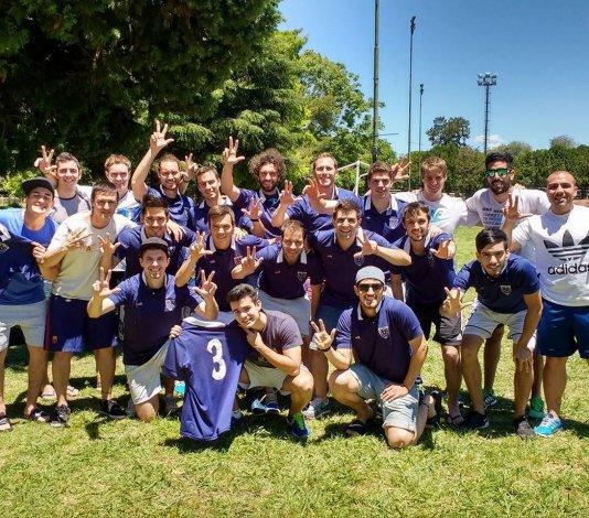 Azurra se consagró tricampeón del Torneo de la UBA