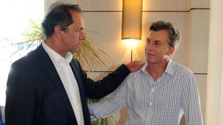 Macri obtuvo el 51,34% de los votos y Scioli, el 48,66%