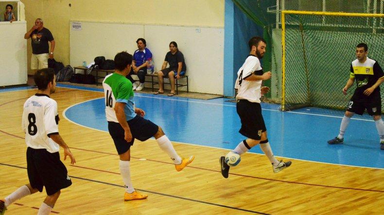 El fútbol de salón oficial continuó el fin de semana con toda la definición del torneo Clausura 2015.