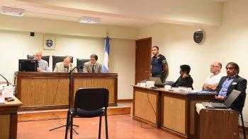 Ayer se inició en Sarmiento la segunda semana del juicio donde se juzga a Claudio Lamonega por el triple homicidio.