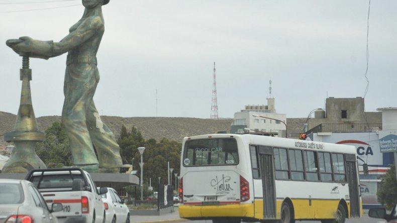 Caleta Olivia se quedará hoy sin el servicio de transporte urbano de pasajeros por la finalización del contrato con Autobuses.