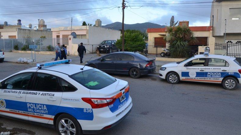 La policía allana la casa donde habría sido golpeado y sufrido un robo Angelo Jorge.