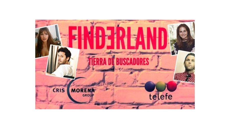Los convocados para Finderland, lo nuevo de Cris Morena