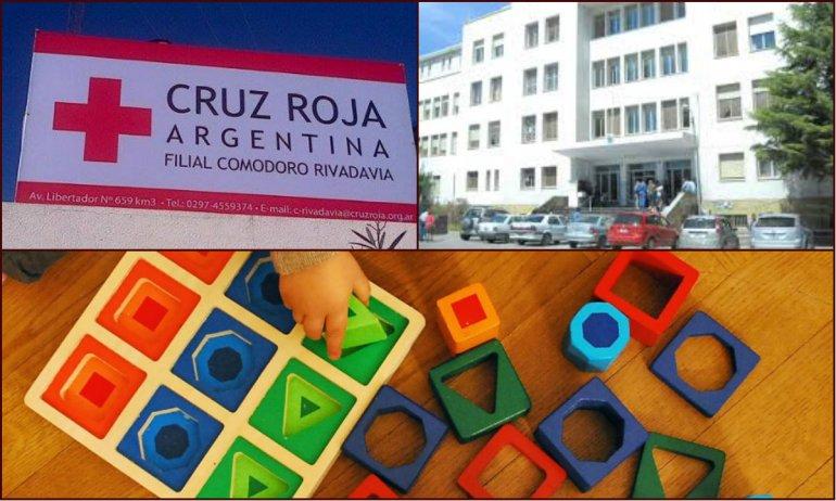 La Cruz Roja pide juguetes para niños del Regional