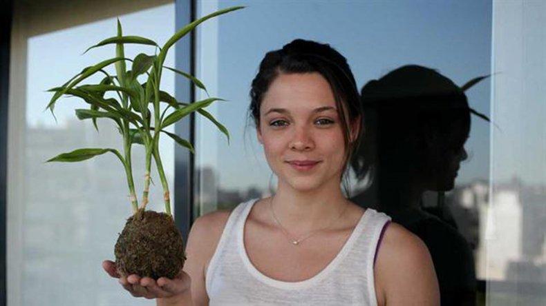 Nasha Cuello Cuvelier fue nominada por la Unesco como una de los jóvenes que expondrán en la Conferencia Internacional sobre Cambio Climático.