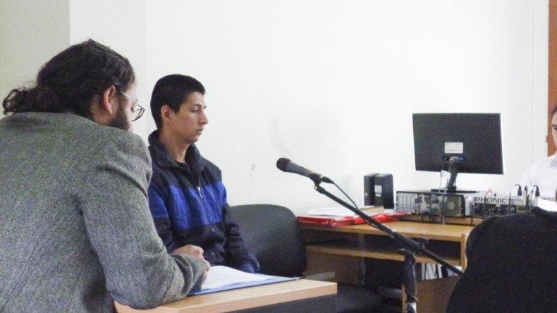 Matías Chaura no fue sancionado a pesar de que le secuestraron un teléfono y un cuchillo en su celda.