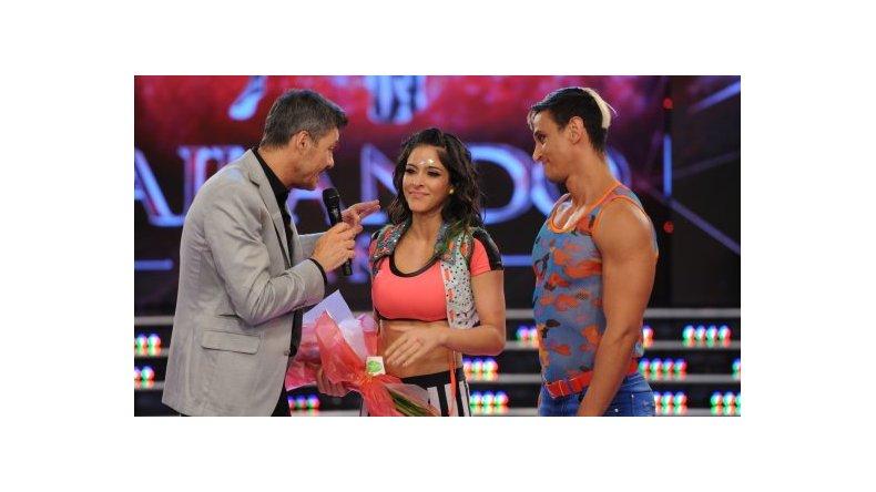 Celeste Muriega fue eliminada de ShowMatch