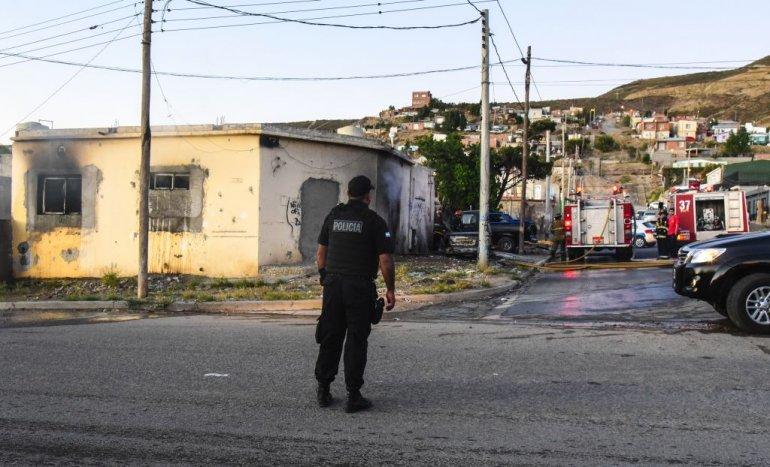 Siguen los enfrentamientos: tiroteo a plena luz el día en el barrio Quirno Costa
