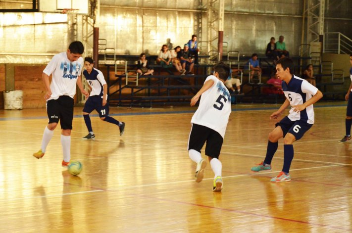 Los equipos de la Asociación Promocional tuvieron una intensa triple jornada.