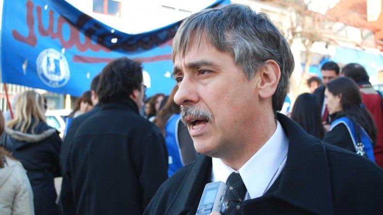Raúl Belcastro fue reelecto para conducir el SITRAJUCh