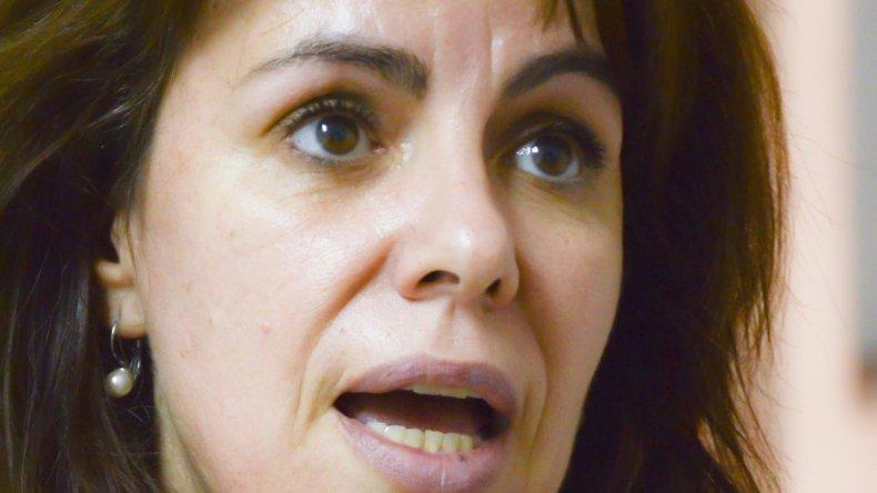 Gabriela Zuñeda es la única ciudadana inscripta para participar de la audiencia.