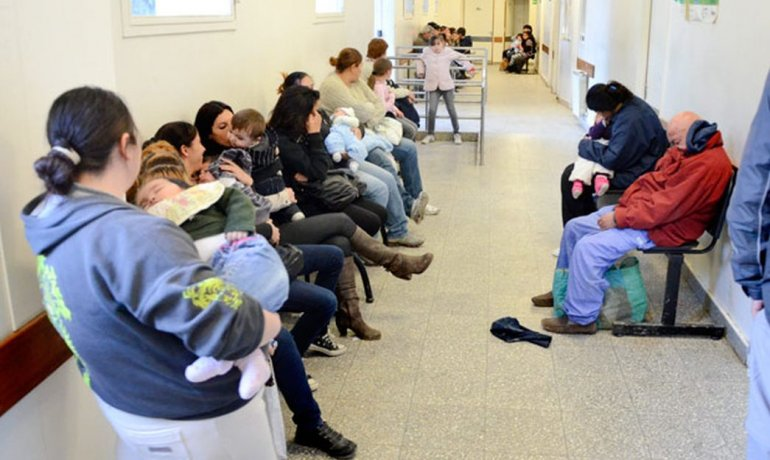 La terapia pediátrica no da abasto: hay cerca de 50 niños internados