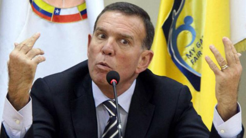 Arrestaron a Napout, presidente de la Conmebol