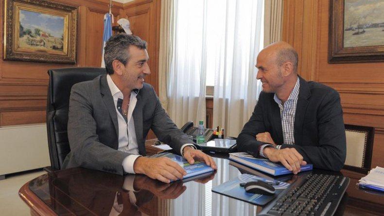 Dietrich reemplazará a Randazzo en un ministerio clave.