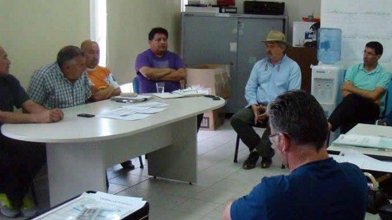 Comodoro Deportes se encuentra realizando reuniones con diferentes instituciones deportivas