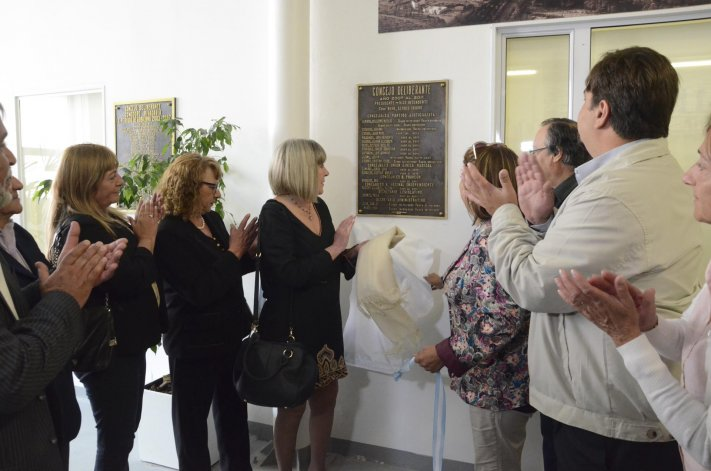 Homenajearon a concejales  del período 2007- 2011
